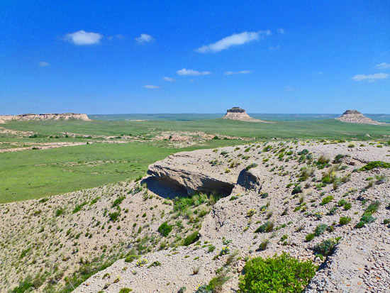 The Pawnee National Grasslands